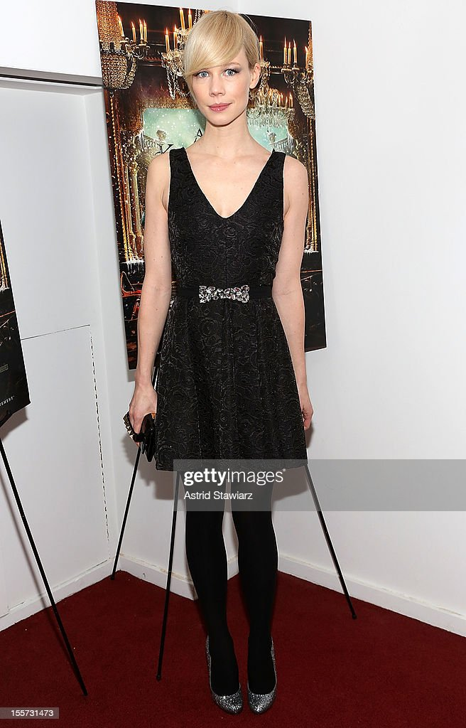 Erin Fetherston attends the 'Anna Karenina' New York Special Screening at Florence Gould Hall on November 7, 2012 in New York City.