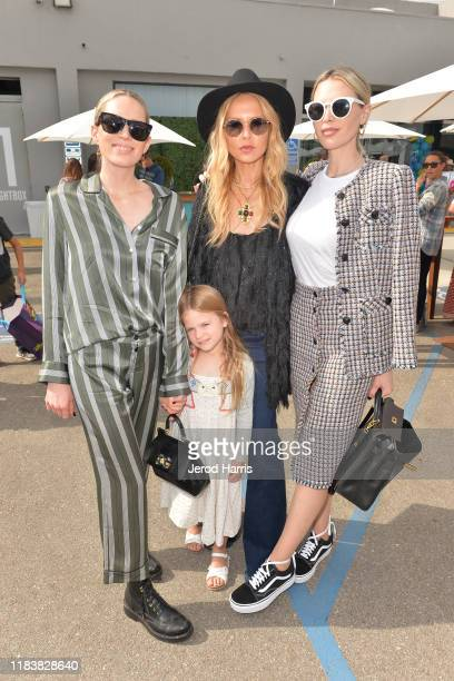 Erin Foster Rachel Zoe Sara Foster and guest attend the Elizabeth Glaser Pediatric AIDS Foundation's 30th Annual A Time for Heroes Family Festival at...