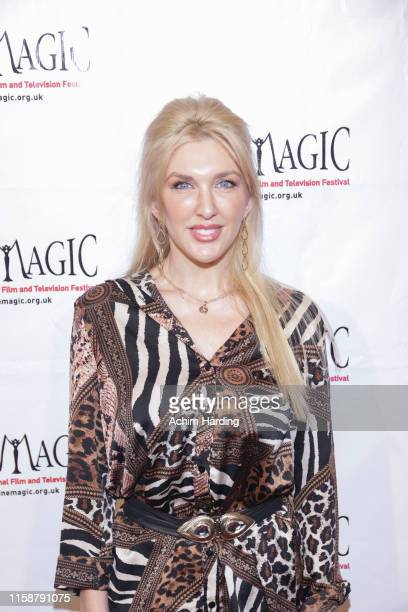 Erin Gavin attends the 30th Anniversary Of The CineMagic Charity Gala at The Fairmont Miramar Hotel & Bungalows on June 27, 2019 in Santa Monica,...