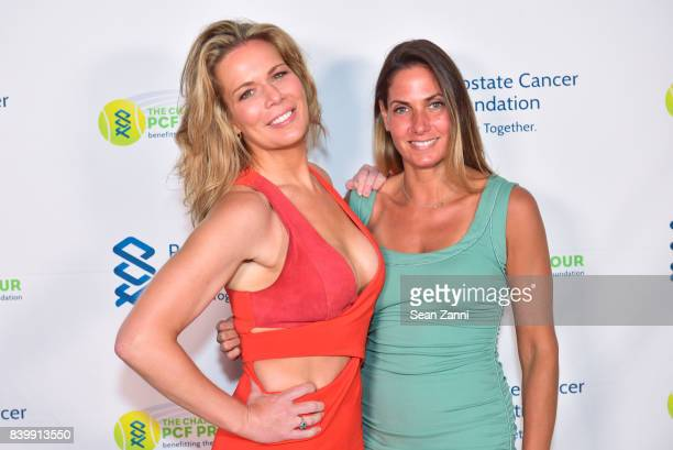Erin Gibbs and Bianca Mlotok attend 13th Annual Prostate Cancer Foundation's Gala in the Hamptons with a Special Performance by Kool The Gang at...