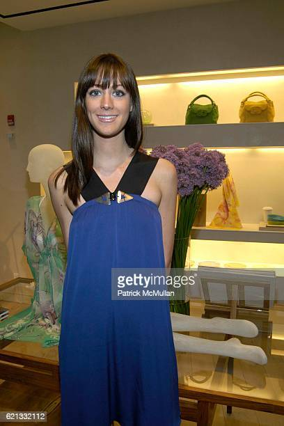Erin Gray attends RORY and ELIE TAHARI Host Party for Artist KENNY SCHARF Summer Limited Edition Collection at Elie Tahari Store on May 31 2008