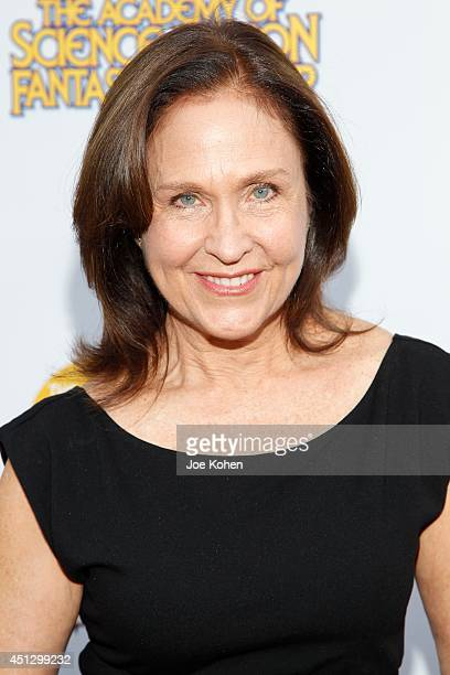 Erin Gray attends the 40th Annual Saturn Awards at The Castaway on June 26 2014 in Burbank California