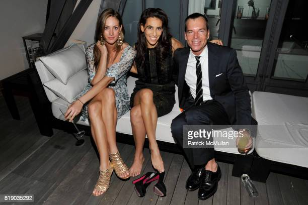 Erin Gray Rory Tahari and Scott Currie attend After Party for the New York Premiere of Joan Rivers A Piece of Work at Tahari Residence on May 26 2010...
