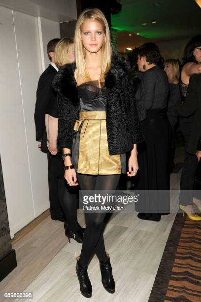 Erin Heatherton attends LOUIS VUITTON 2010 Cruise Collection Launch with MAGGIE GYLLENHAAL at SAKS FIFTH AVENUE at Louis Vuitton Saks Lifestyle on...