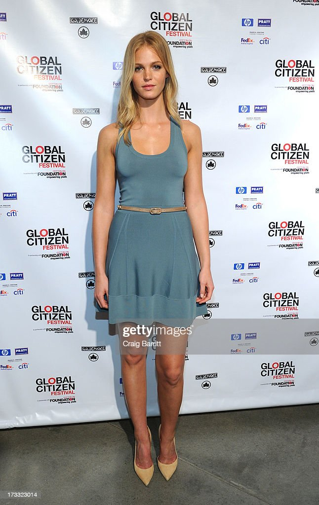 The Global Poverty Project 2013 Global Citizen Festival Press Conference