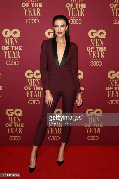 Erin Holland attends the GQ Men Of The Year Awards at The Star on November 15 2017 in Sydney Australia