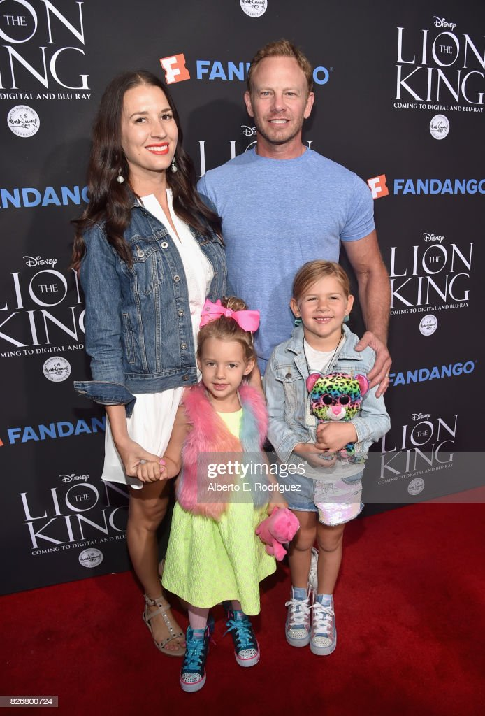 The Lion King Sing-Along At The Greek Theatre In Los Angeles In Celebration Of The In-Home Release Hosted By Walt Disney Studios And Fandango : News Photo