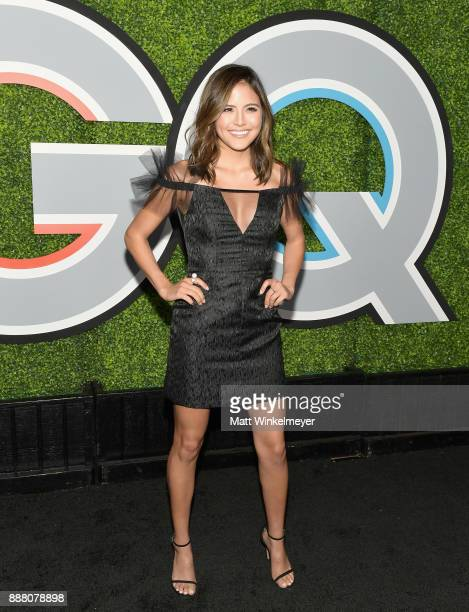 Erin Lim attends the 2017 GQ Men of the Year party at Chateau Marmont on December 7 2017 in Los Angeles California