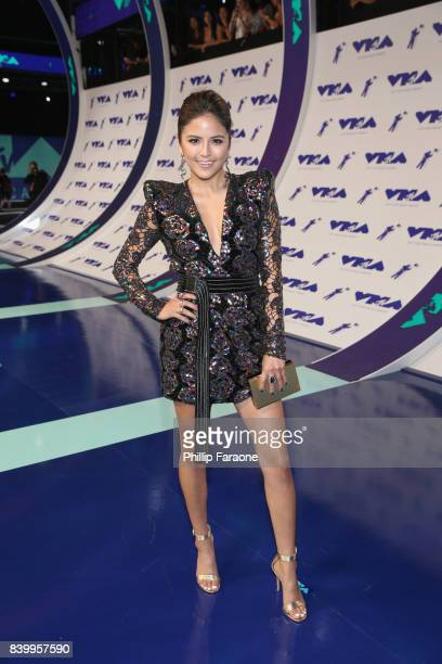 Erin Lim attends the 2017 MTV Video Music Awards at The Forum on August 27 2017 in Inglewood California