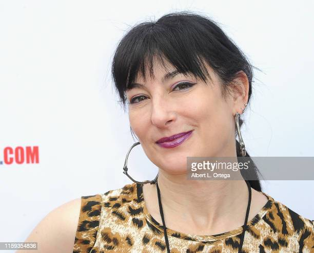 Erin Maxwell attends the 6th Annual Etheria Film Showcase held at American Cinematheque's Egyptian Theatre on June 29 2019 in Hollywood California
