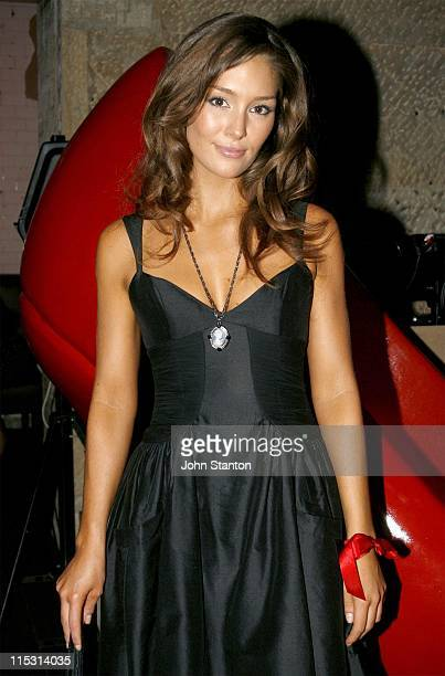 Erin McNaught during 'The Devil Wears Prada' Sydney Premiere 'The Devil Reads Cosmo' After Party at Entertainment Quarter in Sydney NSW Australia