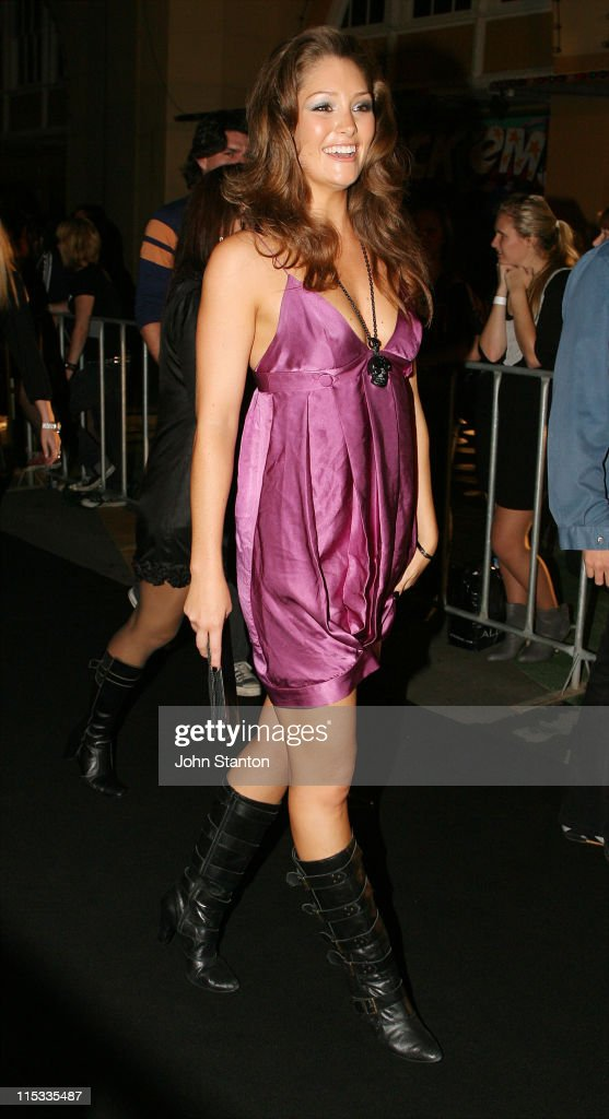 The Jack Awards 2007 - Black Carpet