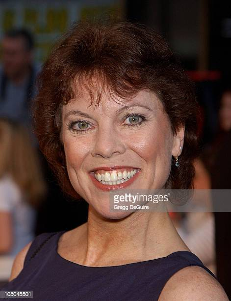 Erin Moran during ABC's 50th Anniversary Celebration at The Pantages Theater in Hollywood, California, United States.