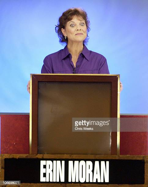"Erin Moran during David Spade and Co-Stars from Paramount Pictures' ""Dickie Roberts: Former Child Star"" Tape Hollywood Squares at CBS Television City..."