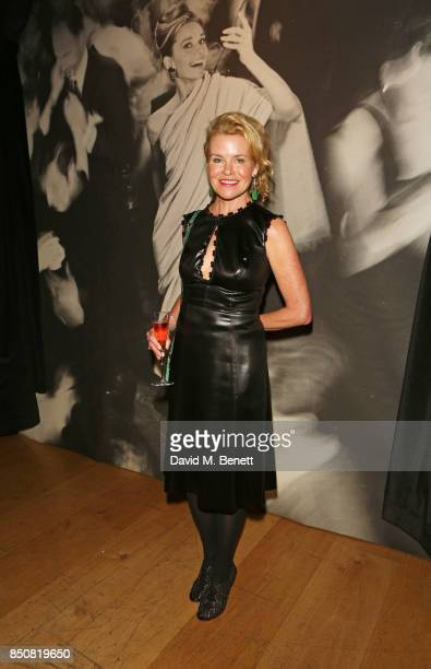 Erin Morris attends the opening reception for 'Audrey Hepburn The Personal Collection' at Christie's on September 21 2017 in London England