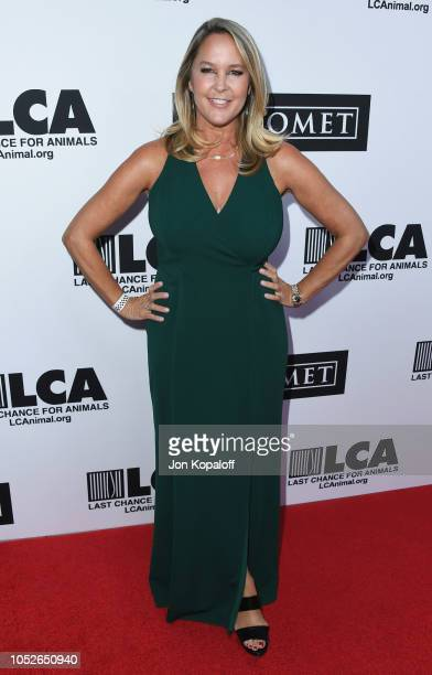 Erin Murphy attends Last Chance For Animals' Hosts Annual Celebrity Benefit at The Beverly Hilton Hotel on October 20 2018 in Beverly Hills California