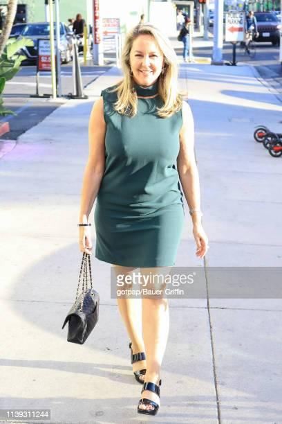 Erin Murphy is seen on April 24, 2019 in Los Angeles, California.