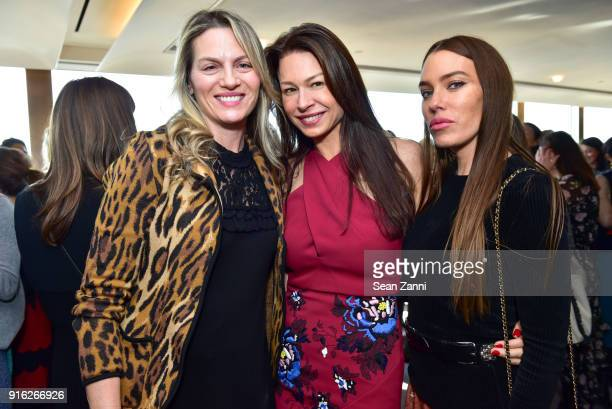 Erin Nalbandian Paige Boller and Tara Filipacchi attend Central Park Conservancy's 5th Annual Playground Partners Winter Luncheon at The Rainbow Room...