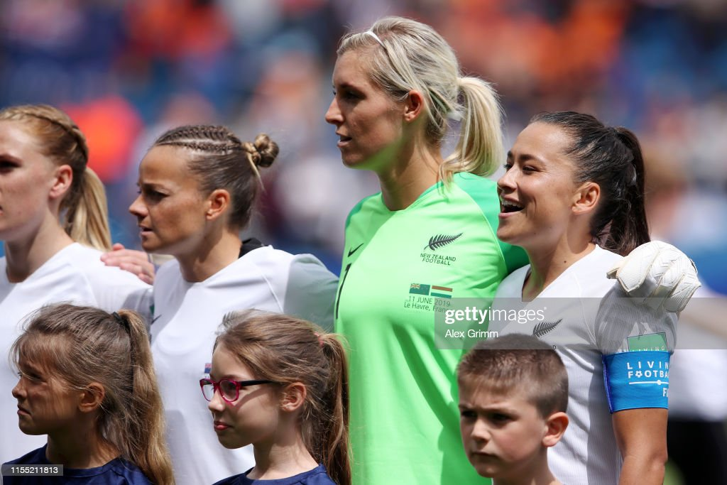New Zealand v Netherlands: Group E - 2019 FIFA Women's World Cup France : News Photo
