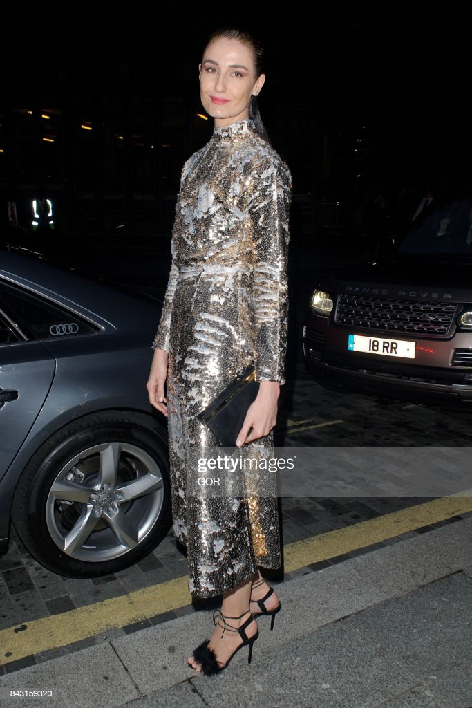 London Celebrity Sightings -  September 05, 2017 : News Photo