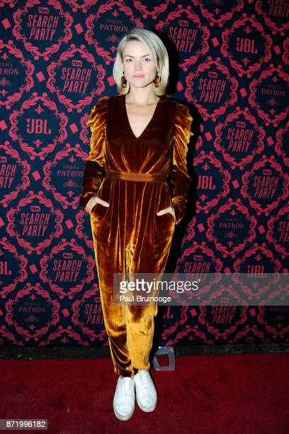 Erin Richards attends TBS hosts the Season 2 Premiere of 'Search Party' at Public Hotel on November 8 2017 in New York City