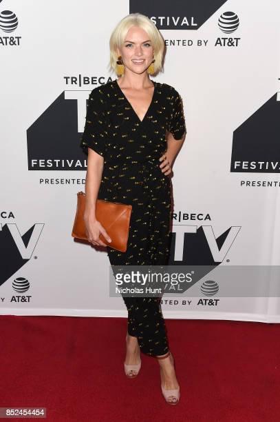 Erin Richards attends the Tribeca TV Festival sneak peek of Gotham at Cinepolis Chelsea on September 23 2017 in New York City
