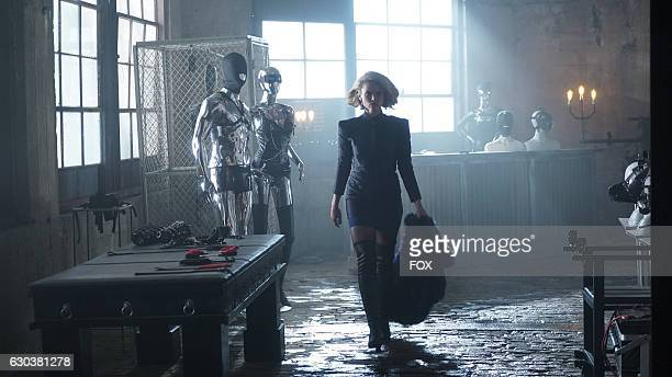 Erin Richards in the Mad City Time Bomb episode of GOTHAM airing Monday Nov 21 on FOX