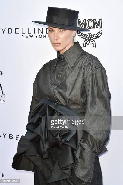 Erin Wasson attends The Daily Front Row's 4th Annual Fashion Los Angeles Awards Arrivals at The Beverly Hills Hotel on April 8 2018 in Beverly Hills...