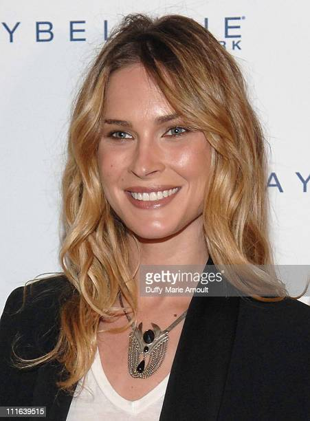 Erin Wasson Maybelline New York Spokeswoman during Maybelline New York Salutes Ten Inspirational Women Making a Difference through Education November...