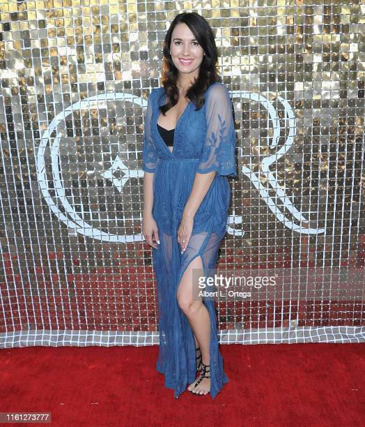 Erin Ziering attends the Modern Muse Collective Launch held at Calamigos Guest Ranch on August 11 2019 in Malibu California