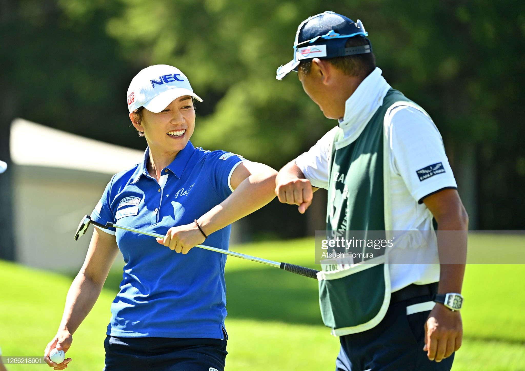 https://media.gettyimages.com/photos/erina-hara-of-japan-celebrates-holing-out-with-the-birdie-on-the-18th-picture-id1266218601?s=2048x2048