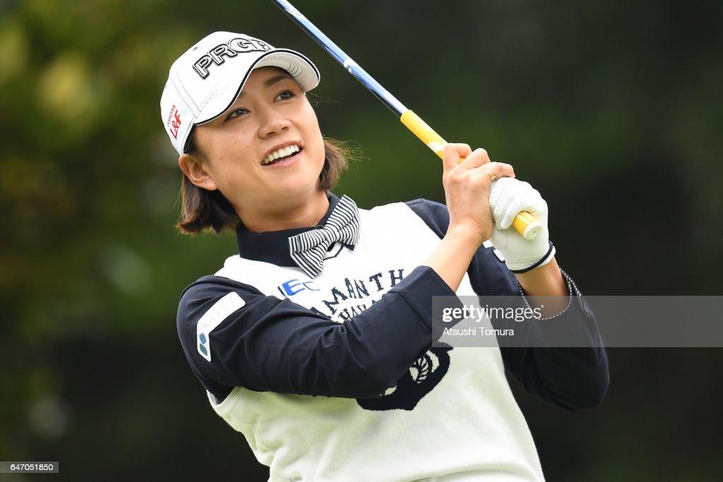 Daikin Orchid Ladies Golf Tournament - Day 1 : News Photo