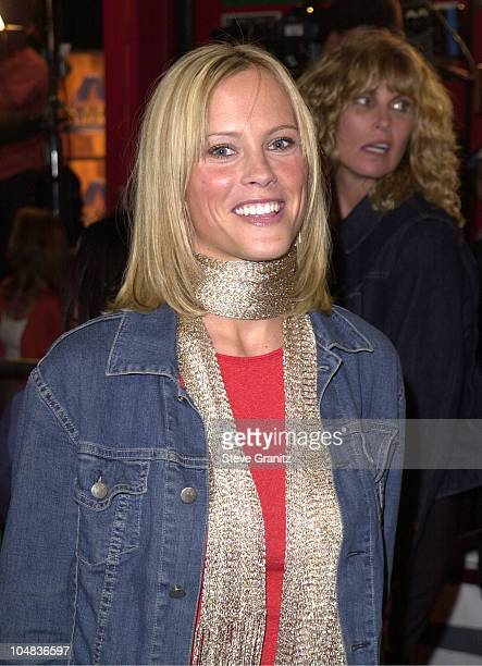 Erinn Bartlett during Hollywood Premiere of Little Nicky at Mann Chinese Theatre in Hollywood California United States
