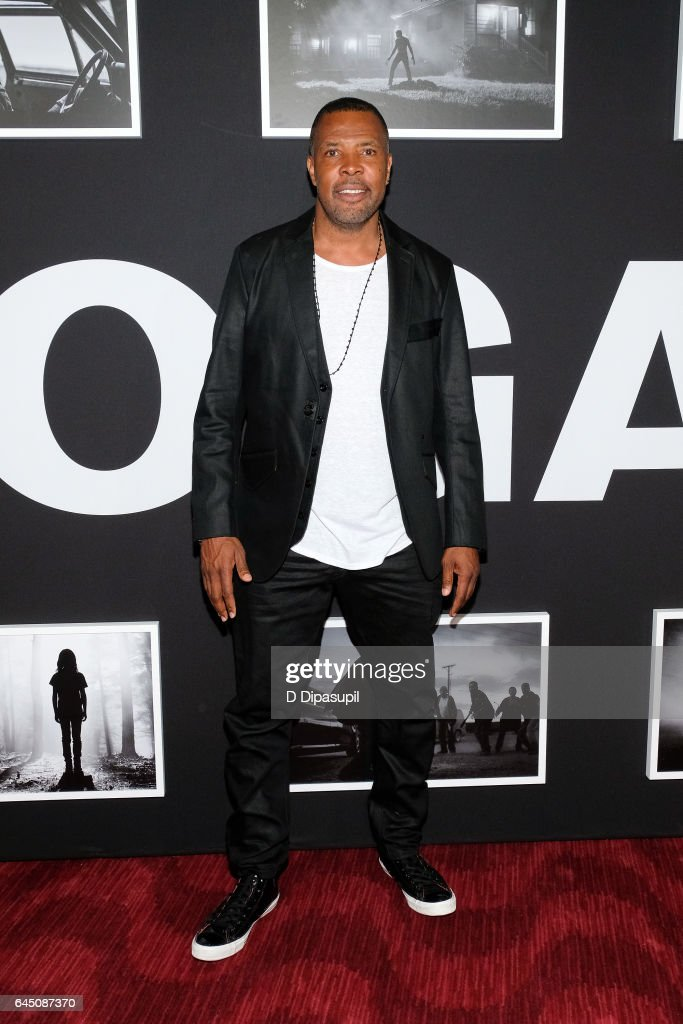 Eriq La Salle attends the 'Logan' New York screening at Rose Theater, Jazz at Lincoln Center on February 24, 2017 in New York City.