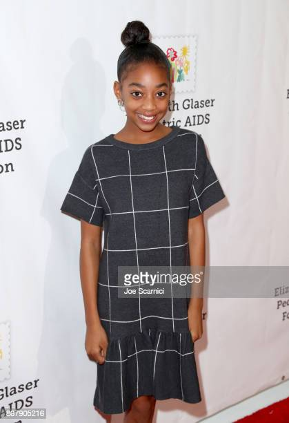 Eris Baker at The Elizabeth Glaser Pediatric AIDS Foundation's 28th annual 'A Time For Heroes' family festival at Smashbox Studios on October 29 2017...