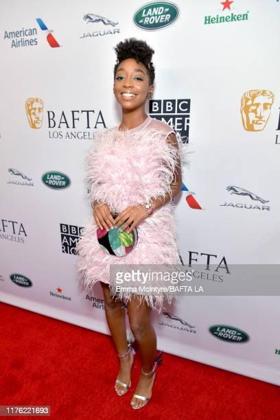 Eris Baker attends the BAFTA Los Angeles BBC America TV Tea Party 2019 at The Beverly Hilton Hotel on September 21 2019 in Beverly Hills California