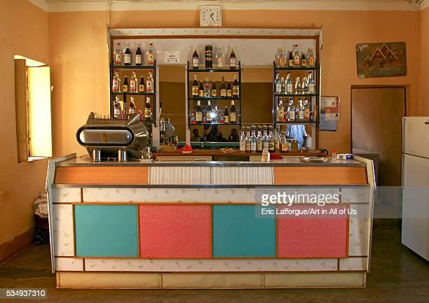 Eritrea, Horn Of Africa, Asmara, old italian bar