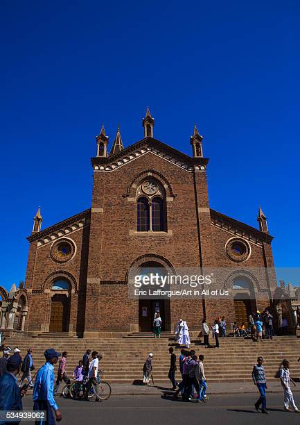 Eritrea Horn Of Africa Asmara st joseph cathedral