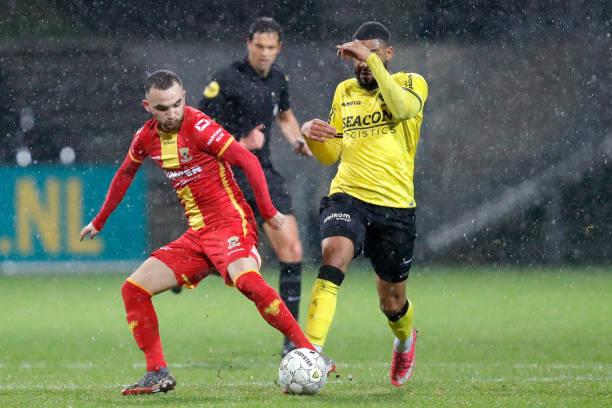 NLD: VVV-Venlo v Go Ahead Eagles - KNVB beker