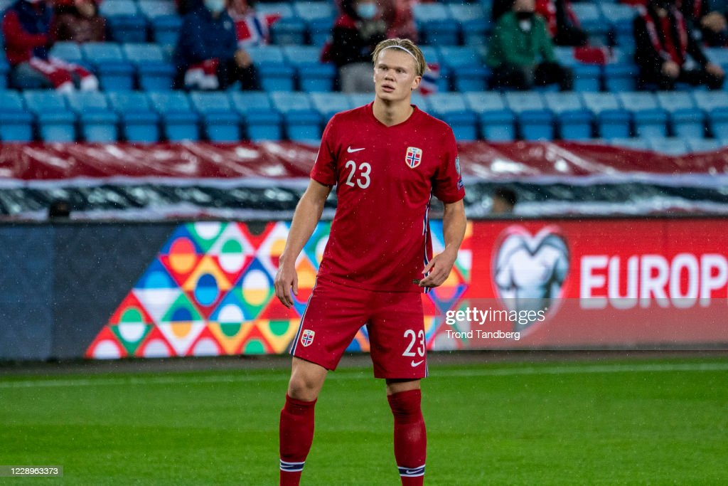 Norway v Serbia - Play-Off Semi-Finals : News Photo