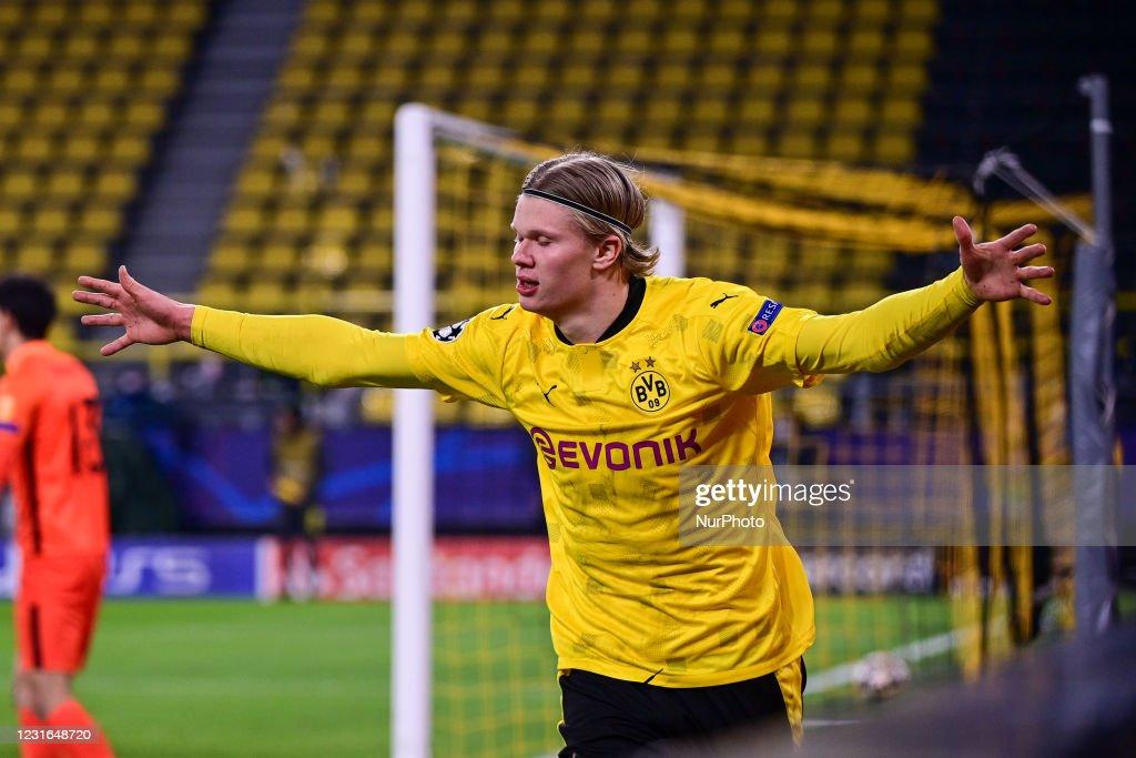 Borussia Dortmund v Sevilla FC - UEFA Champions League Round Of 16 Leg Two : News Photo