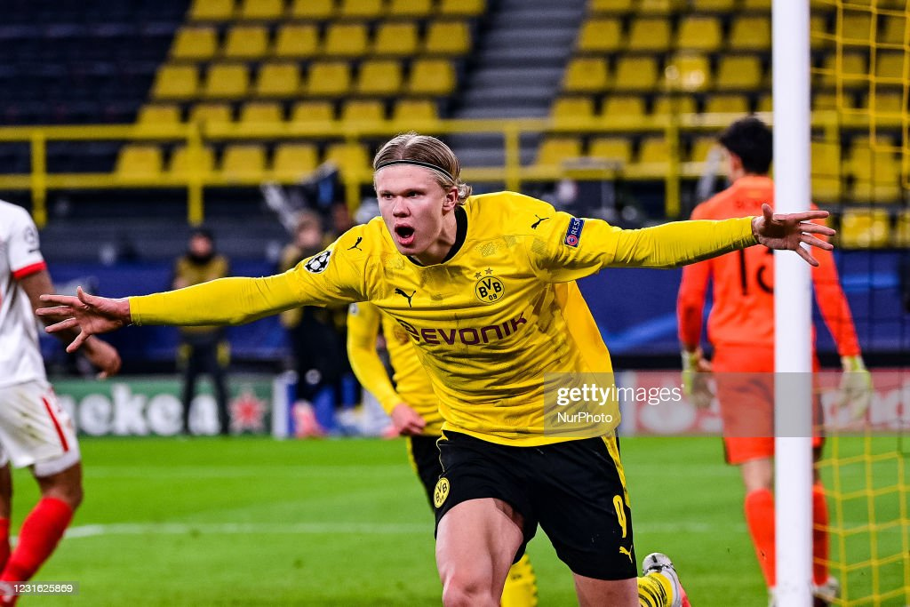 Borussia Dortmund v Sevilla FC - UEFA Champions League : News Photo
