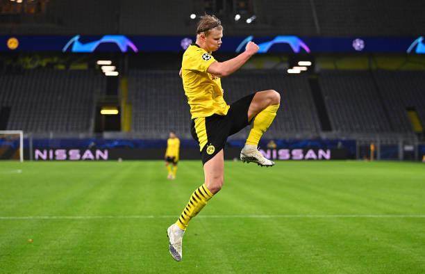 DEU: Borussia Dortmund v Zenit St. Petersburg: Group F - UEFA Champions League