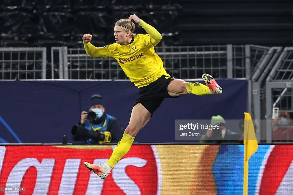 Borussia Dortmund v Sevilla FC  - UEFA Champions League Round Of 16 Leg Two : Nachrichtenfoto