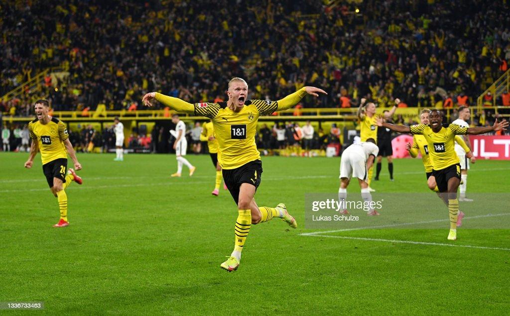 Borussia Dortmund v TSG Hoffenheim - Bundesliga : News Photo