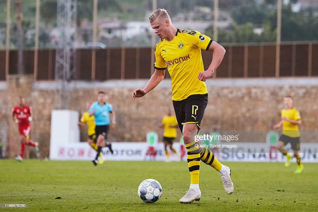 Borussia Dortmund v FSV Mainz 05 - Friendly Match : News Photo