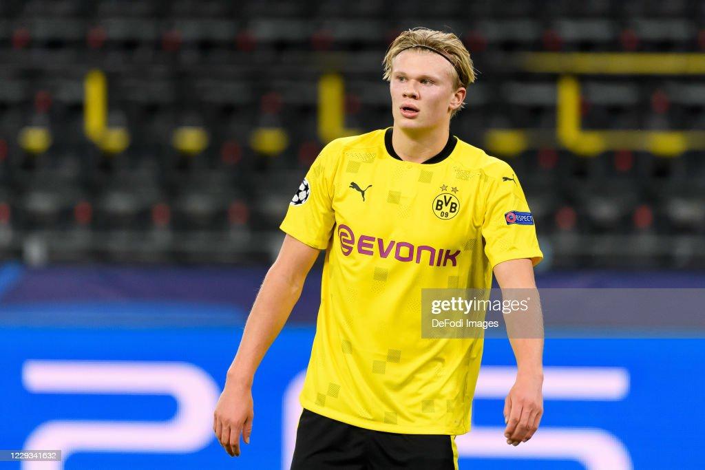 Borussia Dortmund v Zenit St. Petersburg: Group F - UEFA Champions League : News Photo