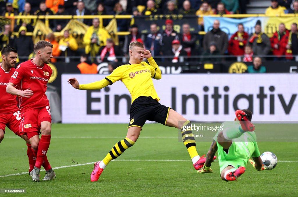 Borussia Dortmund v 1. FC Union Berlin - Bundesliga : ニュース写真