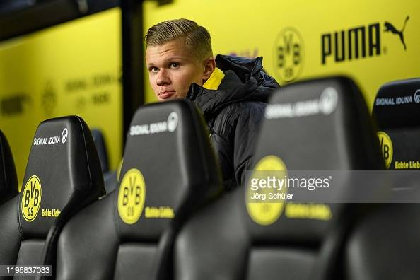 Erling Haaland Of Dortmund During The Bundesliga Match Between News Photo Getty Images
