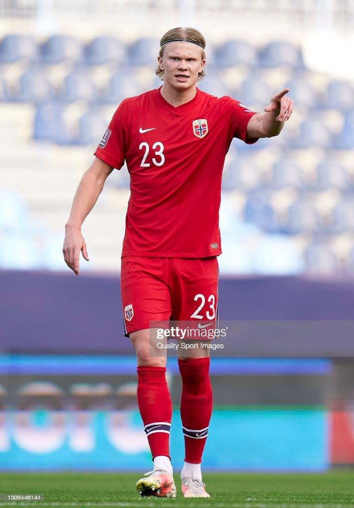 Norway v Turkey - FIFA World Cup 2022 Qatar Qualifier : News Photo